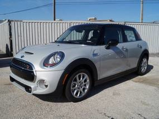 New 2016 MINI Cooper Hardtop 4 Door S Front Wheel Drive Hatchback